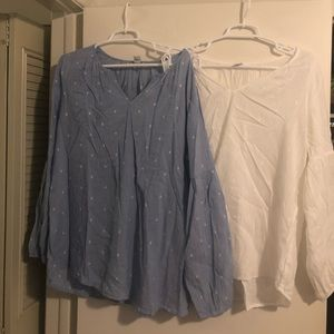 2 Cute New with Tags, Old Navy Tops, XL Tall